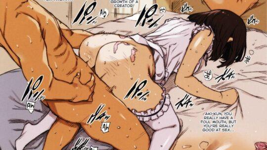 【汗だくセックス】汗だくになりながらセックスしてる二次エロ画像【50枚】part.8