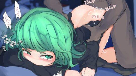 【さわやかグリーン】緑髪娘とセックスしてる二次エロ画像【50枚】part.9